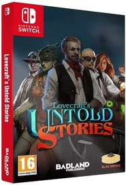 Lovecraft's Untold Stories: Collector's Edition SWITCH