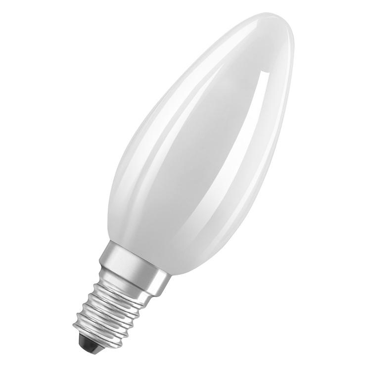 LAMPA LED B35 6W E14 2700K 806LM MAT