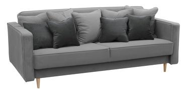 Sofa-lova Idzczak Meble Niko Grey, 206 x 100 x 86 cm