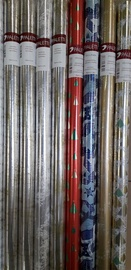 Dovanų pakavimo popierius, kalėdinis