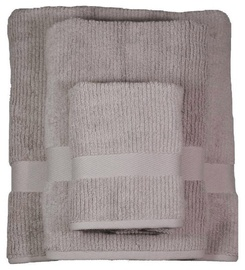 Ardenza Frida Terry Towels Set 3pcs Gray