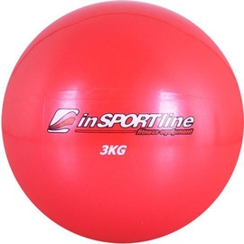 inSPORTline Yoga Ball 3kg Red