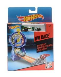 "Rotaļu komplekti Hot Wheels ""Pocket Raceway"" un ""Race Gauge"""
