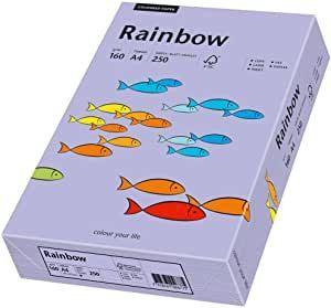 Papyrus Rainbow Paper A4 Purple