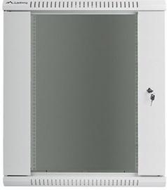 Серверный шкаф Lanberg Wall-Mounted Rack 19'' 15U, 45 см x 57 см x 77 см