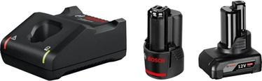 Bosch GBA 12V 2.0Ah 4.0Ah GAL 12V-40 Set