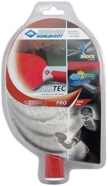 Donic Alltec Ping Pong Racket Red