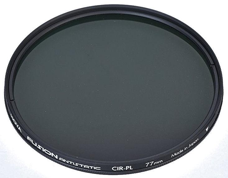 Hoya Fusion Antistatic CIR-PL Filter 77mm