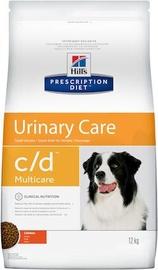 Сухой корм для собак Hill's c/d Multicare, 12 кг