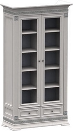 MN SP1-100 Display Case White