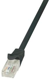 LogiLink CAT 6 U/UTP Cable Black 5m