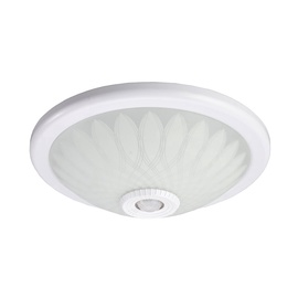 Griestu lampa Vagner SDH ST78-3 2X40W E27 IP20, ar sensoru