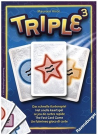Ravensburger Game Triple 3 27106