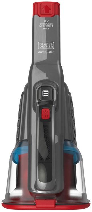 Пылесосы - швабры Black & Decker BHHV315J-QW, 1500 мАч