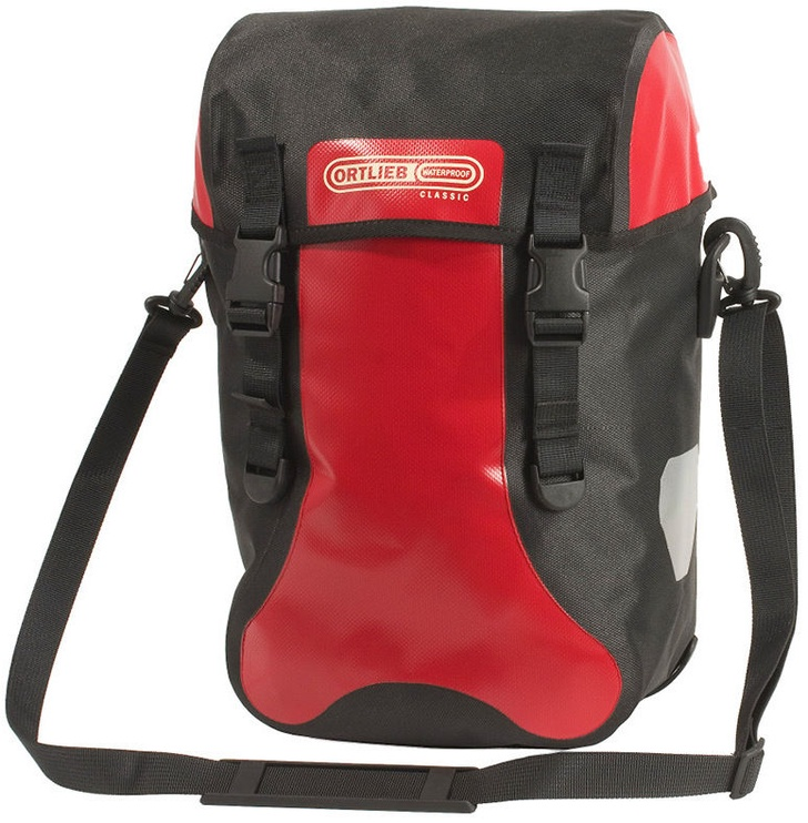 Ortlieb Sport Packer Classic Pair Black/Red