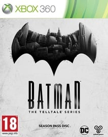 Batman: The Telltale Series Season Pass Disc Xbox 360