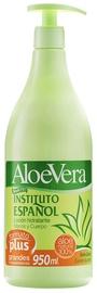 Ķermeņa losjons Instituto Español Aloe Vera Moisturizing Lotion, 950 ml