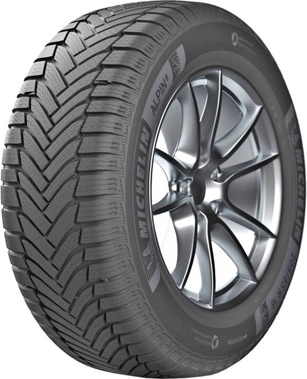 Michelin Alpin 6 215 50 R17 95V XL RP