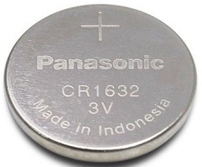 Panasonic Lithium Coin CR1632