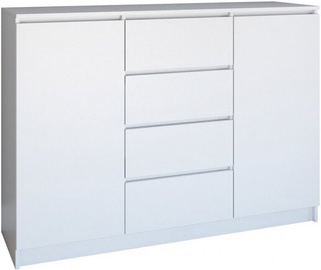 Top E Shop Chest of 2 Doors 4 Drawers White