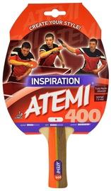 Atemi Ping Pong Racket 400 Anatomical