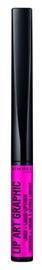 Rimmel London Lip Art Graphic Liquid Lipstick 1.8ml 870