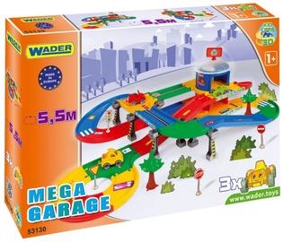 Wader Cars 3D Track And Garage Set 53130