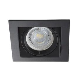 Įmontuojamas šviestuvas Kanlux Alren DTL-B, 35W, GU10
