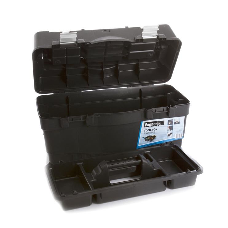 Коробка Vagner ALU 700 Tool Box Black