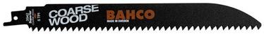Bahco Sabre Saw HCS Blades Wood 5TPI 300mm 2pcs