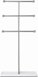 Umbra Trigem Jewelry Stand White/Nickel