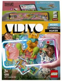 Konstruktors LEGO VIDIYO™ Ballīšu lamas BeatBox 43105