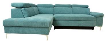 Dīvāngulta Home4you Roselani 14066, zaļa, 200 x 267 x 84 cm