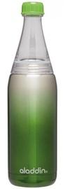 Aladdin Fresco Twist & Go Thermos Bottle 0.6l Green