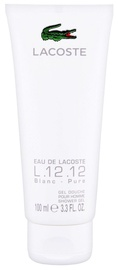 Lacoste Eau De Lacoste L.12.12 Blanc Shower Gel 100ml