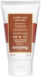Kremas nuo saulės Sisley Super Soin Solaire Facial Sun Care SPF30, 60 ml