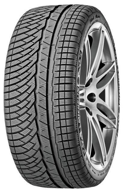 Žieminė automobilio padanga Michelin Pilot Alpin PA4, 245/45 R18 100 V E C 70