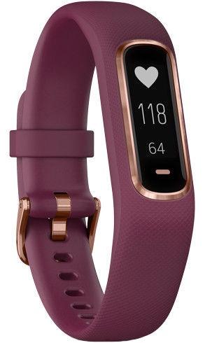 Garmin Vivosmart 4 Violet/Pink Gold S/M