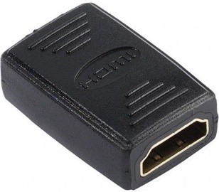 Vivanco Adapter HDMI to HDMI Black 42076
