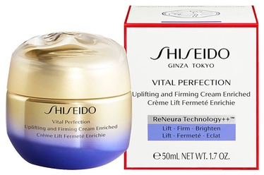 Крем для лица Shiseido Vital Perfection Uplifting & Firming Cream Enriched, 50 мл