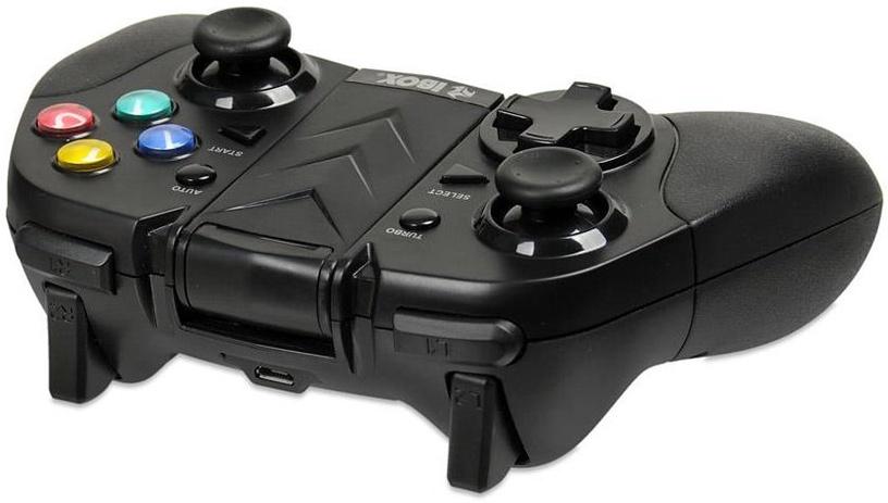 iBOX GP1 Bluetooth Gamepad For Smartphones Black
