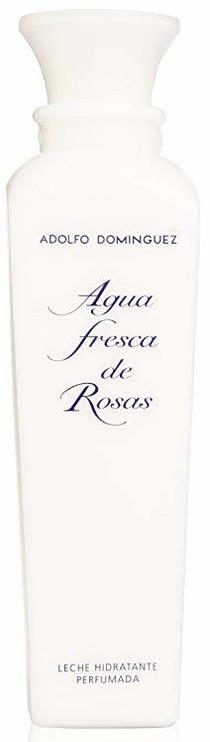 Adolfo Dominguez Agua Fresca de Rosas 200ml EDT + 500ml Body Milk