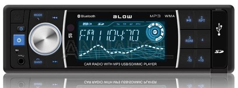 Blow AVH-8686