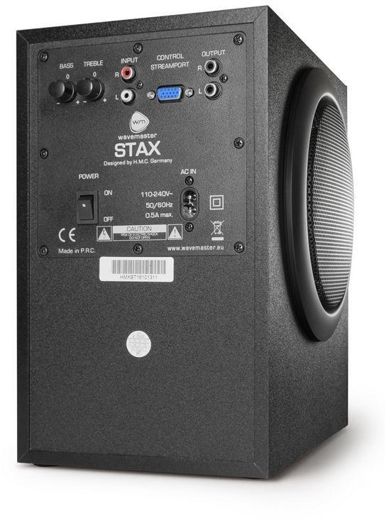 Wavemaster STAX 2.1