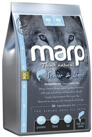 Marp Think Natural Senior & Light Dry Food w/ Fish 12kg