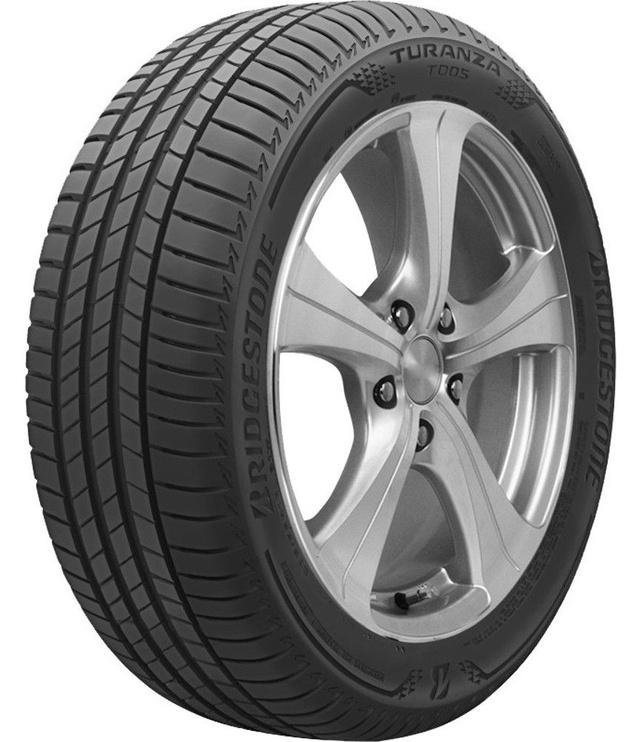 Vasaras riepa Bridgestone Turanza T005, 215/55 R16 97 H B A 72