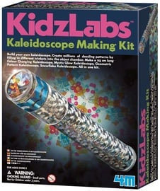 4M KidzLabs Kaleidoscope Making Kit 3226