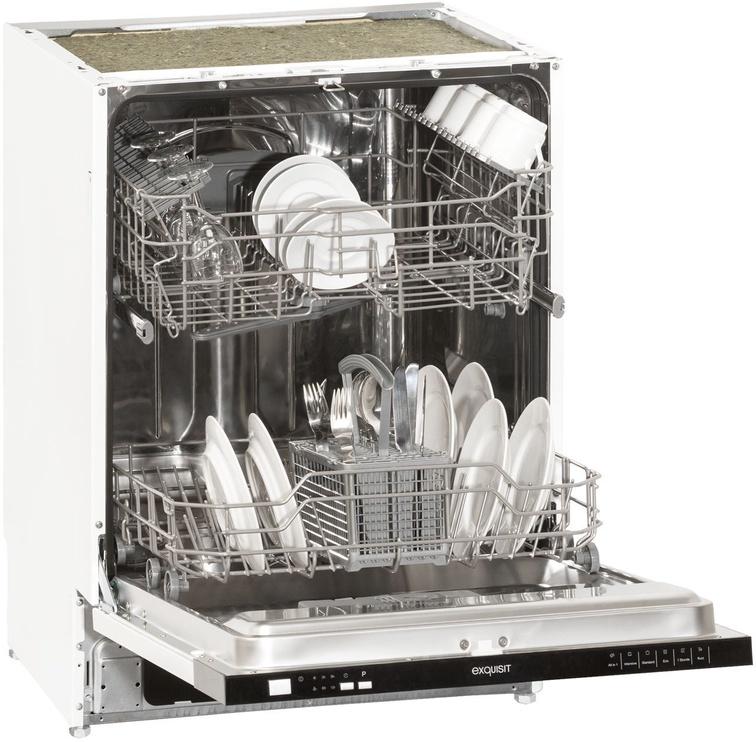 Įmontuojama indaplovė Exquisit EGSP1130E