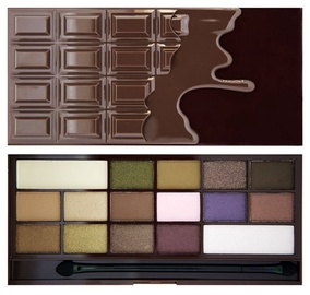 Makeup Revolution London I Love Makeup I Heart Chocolate Palette 22g