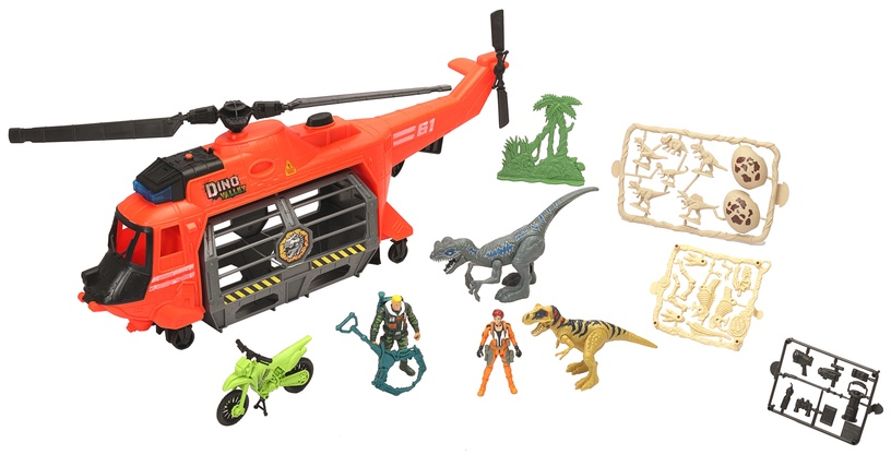 Žaislinė figūrėlė Chap Mei Dino Valley Jaw Copter 542057